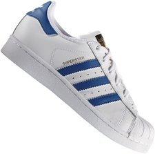 half off 88123 8cd41 Adidas Superstar Foundation Jr (S74944) ftwr white/eqt blue ...