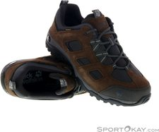 Jack Wolfskin Vojo Hike Texapore Men dark wood günstig kaufen