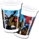"Kunststoff DC Comics Batman – Coffee To Go Tasse ""Bat Signal"" 400ml NEU// ca"