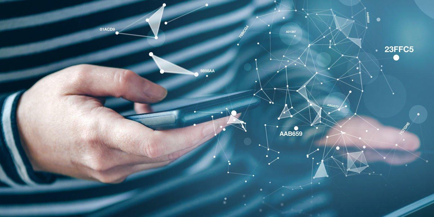 Verbindung zwischen dem Smartphone und dem Tablet herstellen