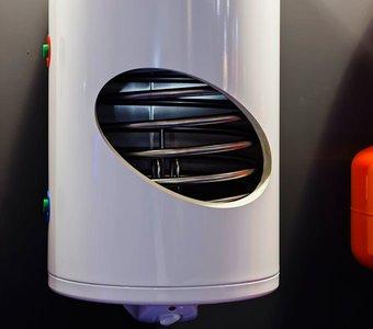 Darstellung des Innenlebens eines Boilers