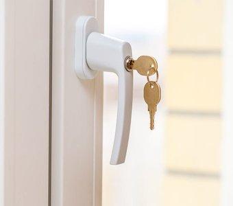 Fensterschloss für mehr Sicherheit