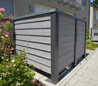 Gut gemocht Die Top 10 Mülltonnenboxen im Preisvergleich | PREIS.DE QF44