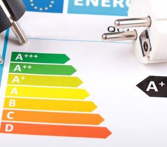 Das Energielabel gibt Aufschluss über die Energieeffizienz