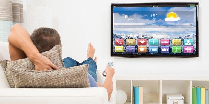 Der optimale Abstand zum Fernseher errechnet sich durch die Zollgröße des Fernsehers