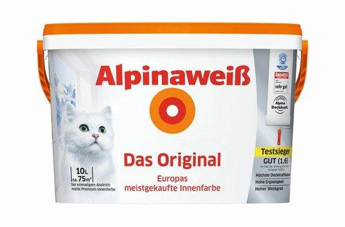 Alpina Alpinaweiß