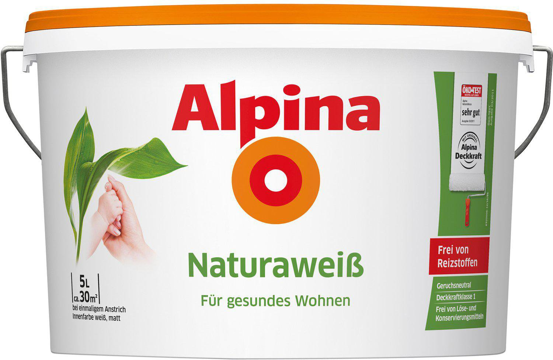 Alpina Farben NaturaWeiss