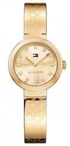 Repliken Keine Verkaufssteuer langlebig im einsatz Tommy Hilfiger Armbanduhr Damen