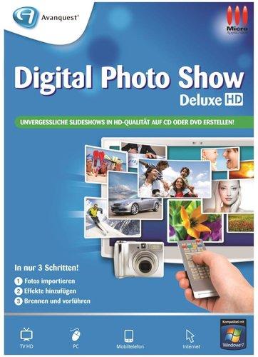 Avanquest Digital PhotoShow Deluxe (DE)