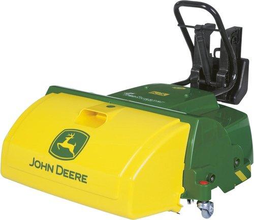 Rolly Toys rollyTrac Sweeper John Deere Kehrmaschine