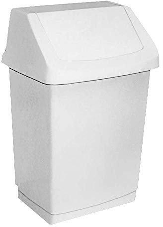 Curver Abfallbehälter mit Schwingdeckel 25 L