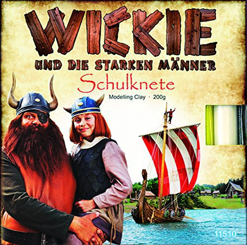 Cartronic Wickie Schulknete 200g