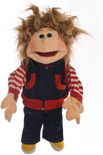 Living Puppets Handpuppe Ronja 65 cm