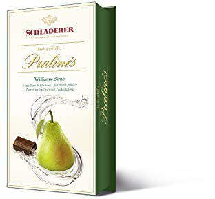Schladerer Pralinés Williams Birne (127 g)