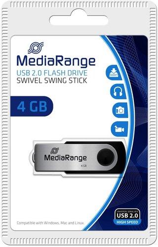 MediaRange Flexi-Drive 4GB