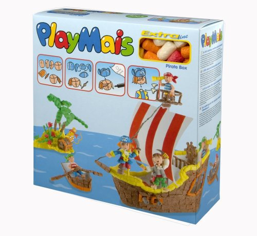 PlayMais Piraten Box