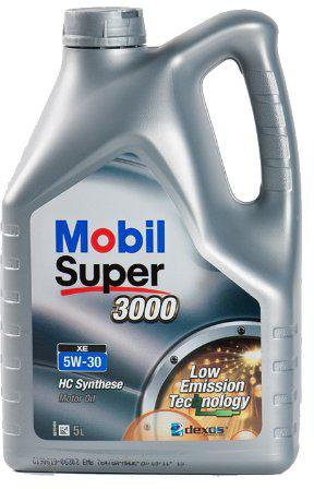 Mobil Super 3000 XE 5W-30 (5 l)