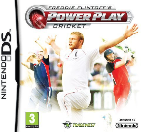 Freddie Flintoff s Power Play Cricket (NDS)