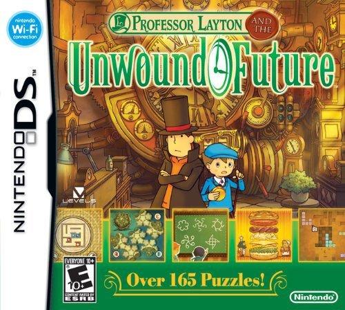 Professor Layton und die verlorene Zukunft (NDS)