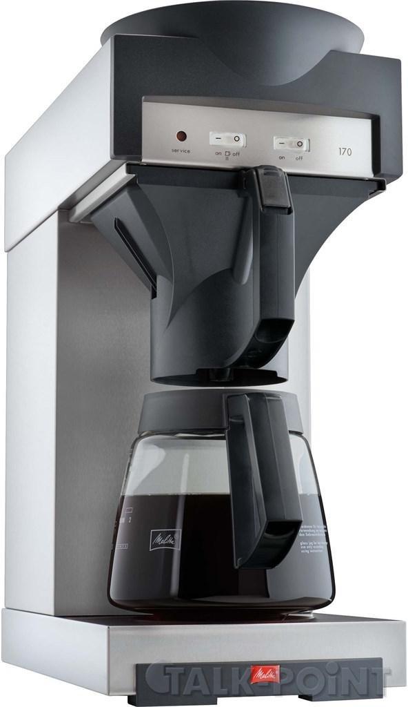 Filter Kaffeemaschine ohne Isolierkanne 2,2 l Airpotkanne Melitta M 170 M