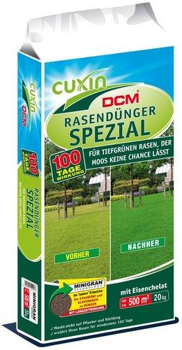 Cuxin Minigran Rasendünger Spezial 20 kg