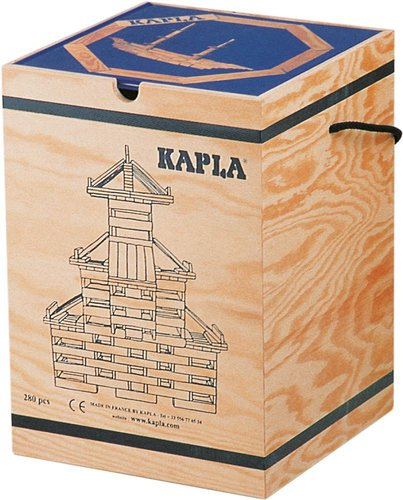 Kapla Holzbausteine 280 Teile
