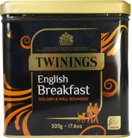 Twinings English Breakfast (500g)