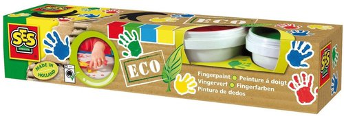 SES Eco Fingerfarbe (24926)