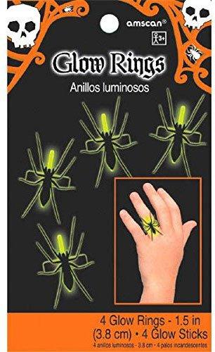 Spinnen Ring Hexenring silber mit Steinchen Gothic Fingerring Hexen Damenring
