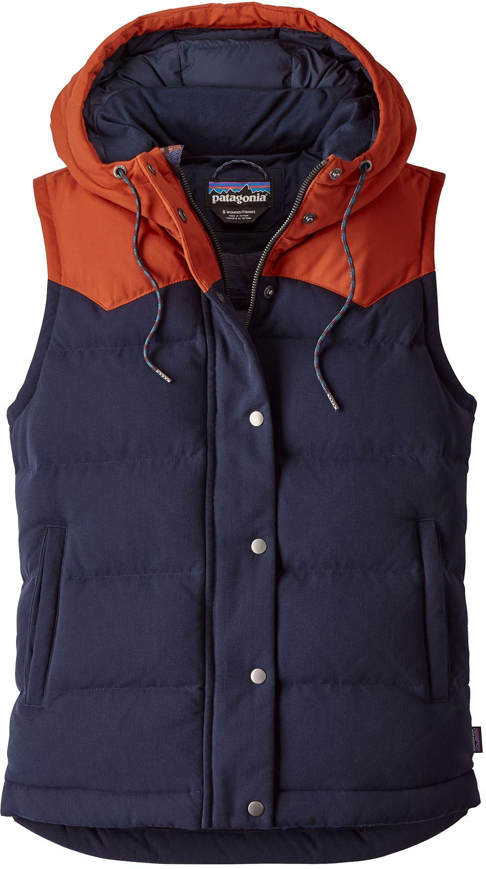 purchase cheap 7441a 96173 Patagonia Daunenweste Damen