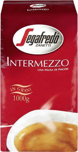 Segafredo Intermezzo Bohnen (1 kg)