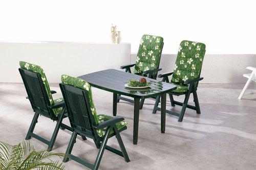 Best Santiago Gartenmöbel Set 9-tlg günstig kaufen