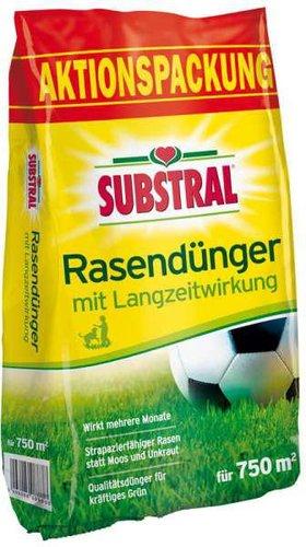 Substral Rasen-Dünger mit Langzeitwirkung