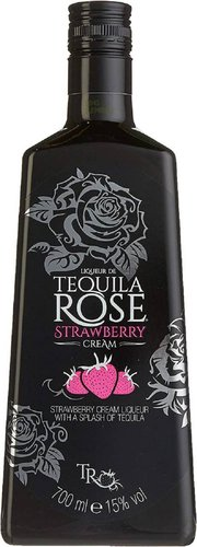 Tequila Rose Strawberry Cream 0,7l