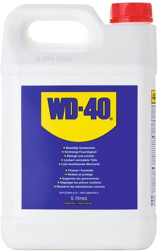 WD-40 Multifunktionsöl (5 l)