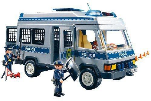die schwäche behandlung reifen playmobil polizei auto