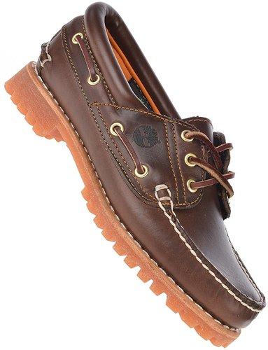 Timberland Noreen Classic 3 Eye Boat Shoe Brown 51304
