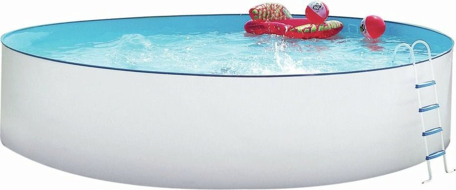 Top Pool Friends Familia Nuovo Pool-Set rund 350x120 cm günstig kaufen ZA65