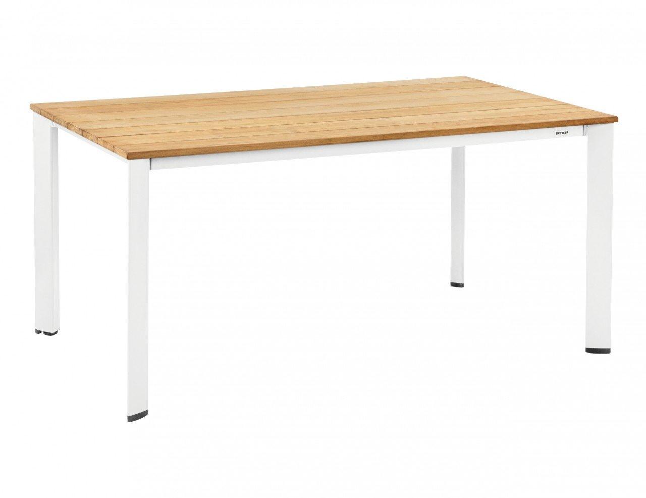 Kettler Gartentisch 160x95.Kettler Advantage Lofttisch 160 X 95 Cm Alu Kettalux