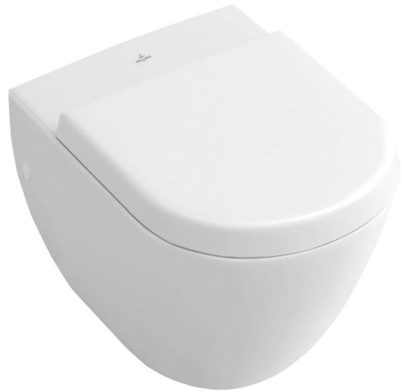 Villeroy & Boch SUBWAY WC-Sitz compact (9966 Q1 )