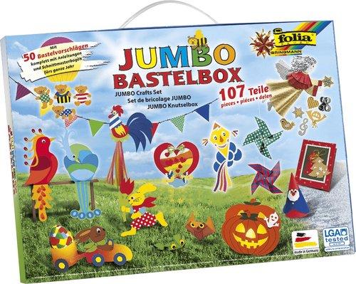 Folia Jumbo Bastelbox (50915/1)