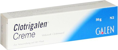 Galenpharma Clotrigalen Creme (50 g)