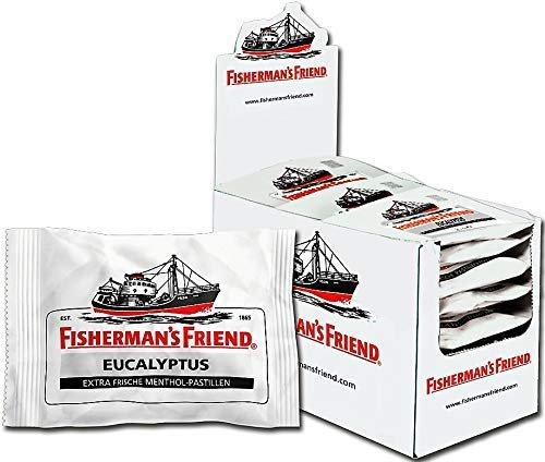 Fishermans Friend Eucalyptus