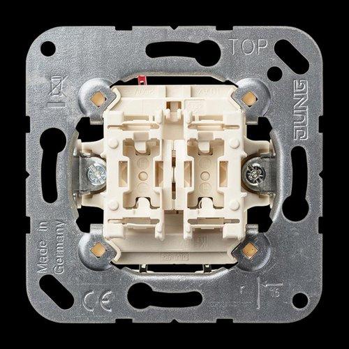 Jung Doppel-Taster 10 AX 250 V (535 U)