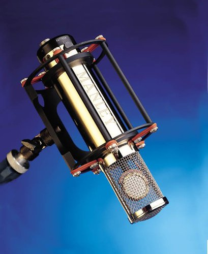Manley Gold Reference Microphone