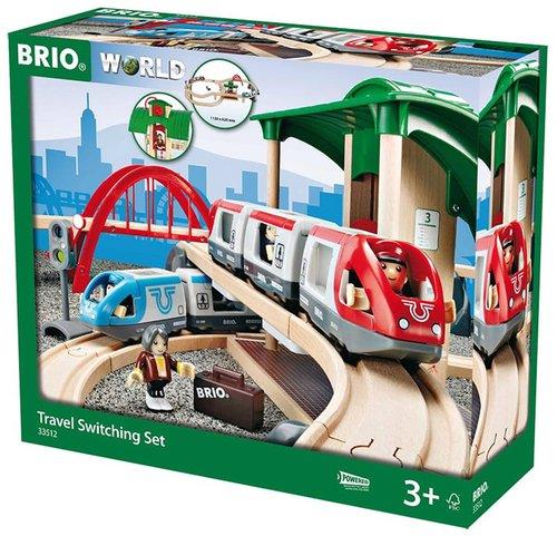 Brio Bahn Reisezug Set