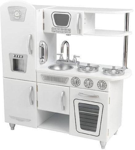 KidKraft Weiße Retro-Küche ab 142,78 € günstig online kaufen✓