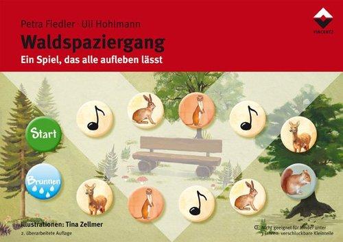 Vincentz Network Waldspaziergang