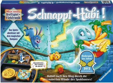 Schnappt Hubi Kinderspiel des Jahres 2012 Ausgezeichnet mi Ravensburger 22093