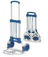 fetra Paketroller 1730 H10390xB390xT500 mm blau 50 kg 3,2 kg